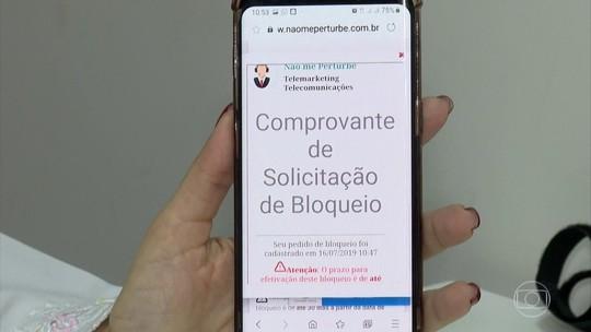 Consumidor já pode pedir bloqueio de ligações de telemarketing