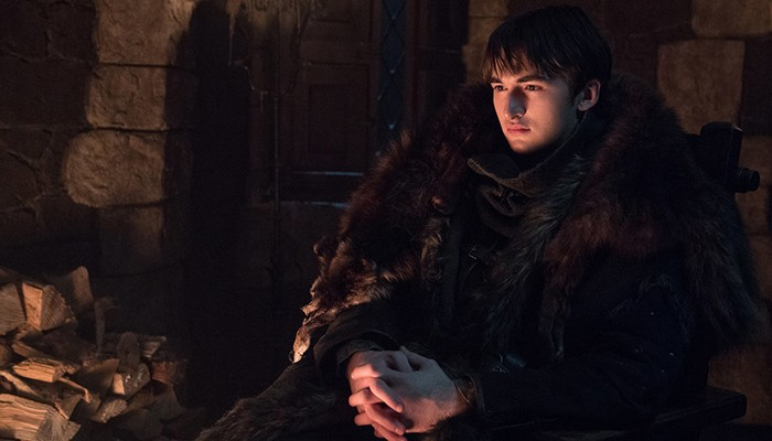 Bran Stark vira Rei no final de Game of Thrones (Foto: Divulgação)