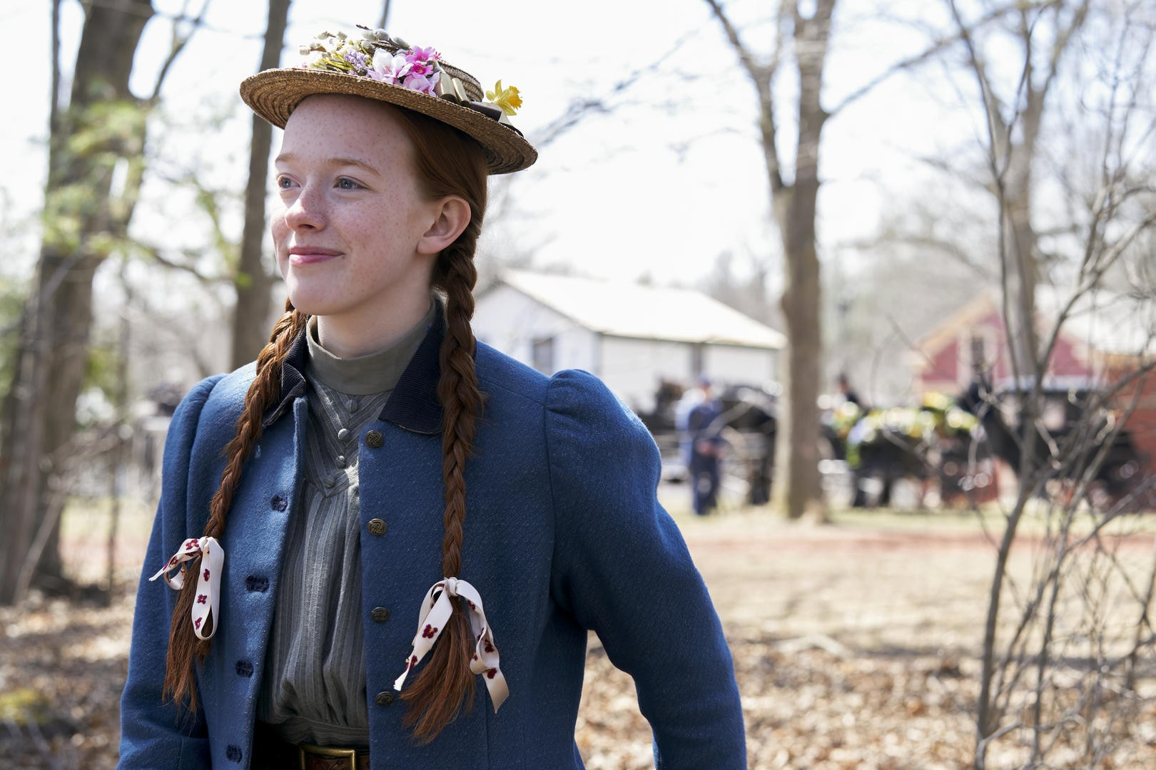 ANNE WITH AN E (Foto: Ken Woroner/Netflix)