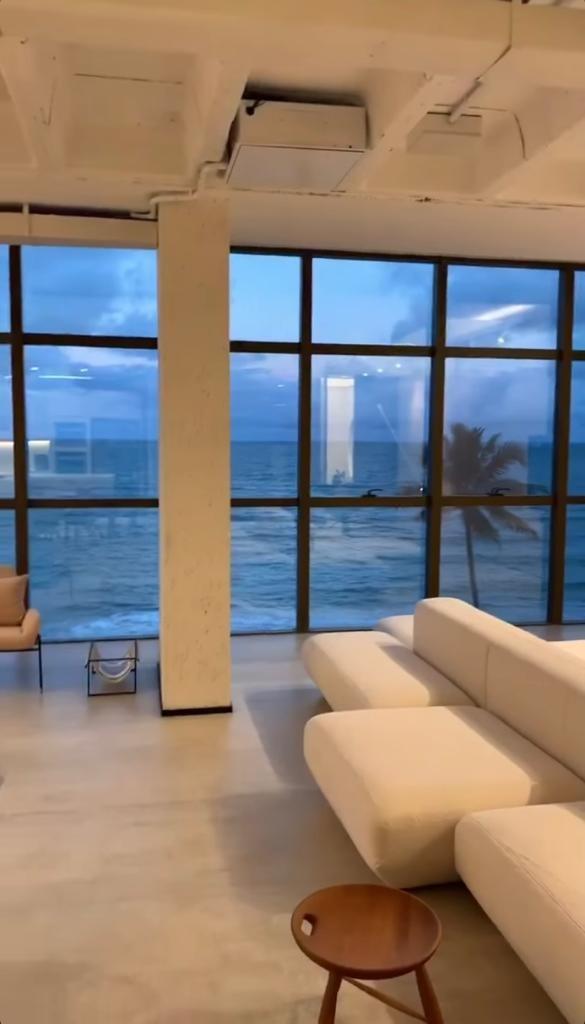 Carlinhos Maia revela novo apartamento luxuoso à beira-mar (Foto: Instagram)