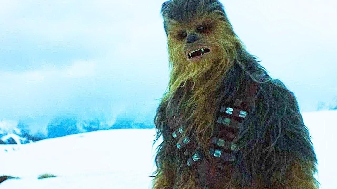 Joonas em cena em Solo: Uma História Star Wars (Foto: Divulgação)