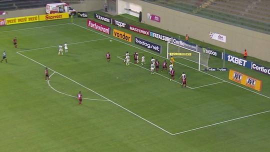 Oeste 0 x 1 América-MG: veja os melhores momentos do confronto