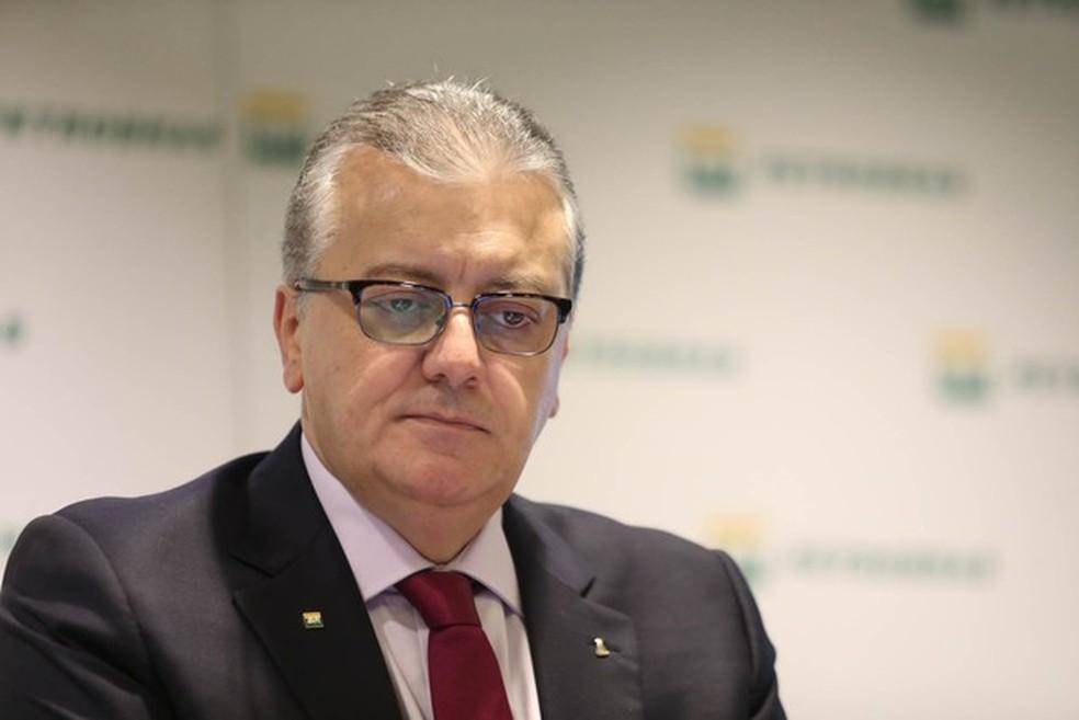 Aldemir Bendine, ex-presidente da Petrobras e ex-presidente do Banco do Brasil â?? Foto: Fábio Motta/Estadão Conteúdo/Arquivo