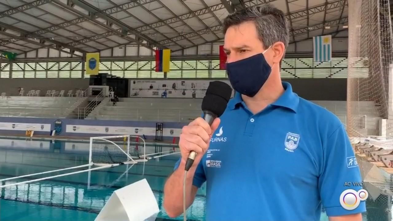 Bauru sedia campeonato Brasil Open de Polo Aquático