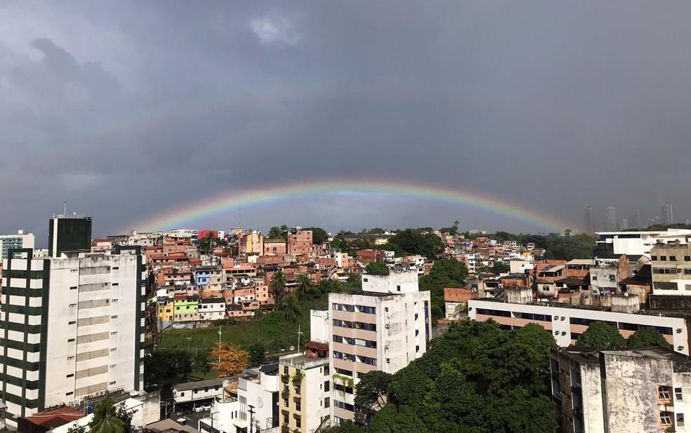 Tempos de chuva devem ser intercalados com períodos de estiagem — Foto: Itana Alencar/G1 Bahia