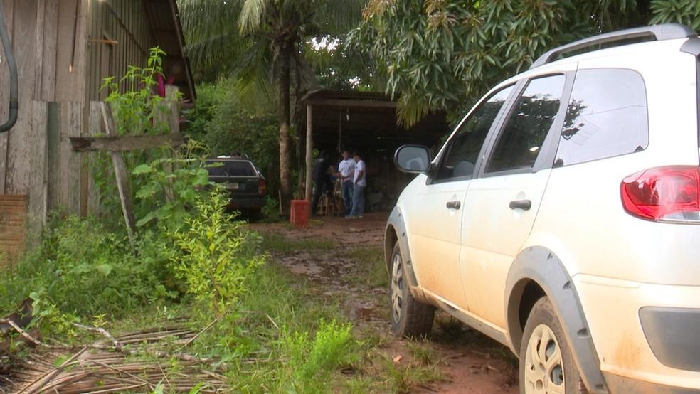 Crime aconteceu em uma casa durante aniversário de adolescente de 17 anos em 2017. — Foto: Reprodução/Rede Amazônica