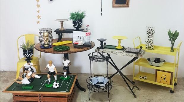 Decoração Copa  (Foto: Divulgação )