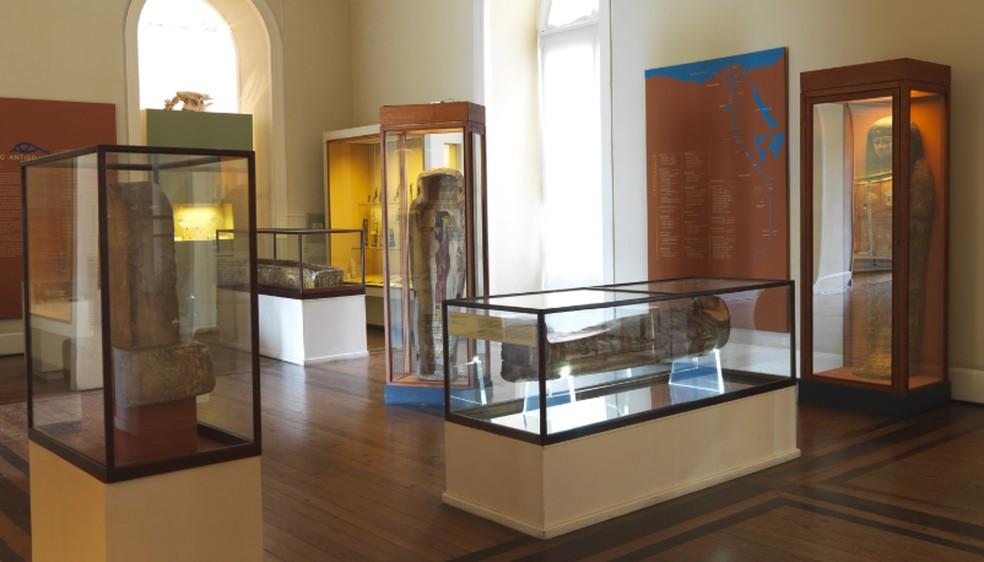 Museu Nacional tem acervo de 20 milhões de itens (Foto: Reprodução/Museu Nacional)
