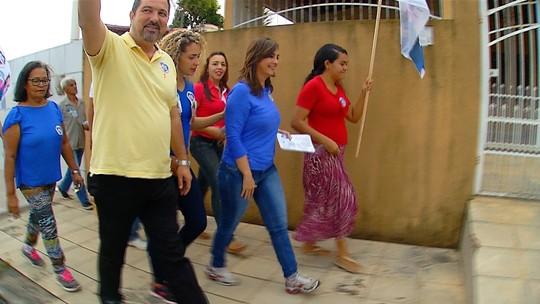 Na Zona Norte, Márcia Maia destaca ações de reestruturação de praças