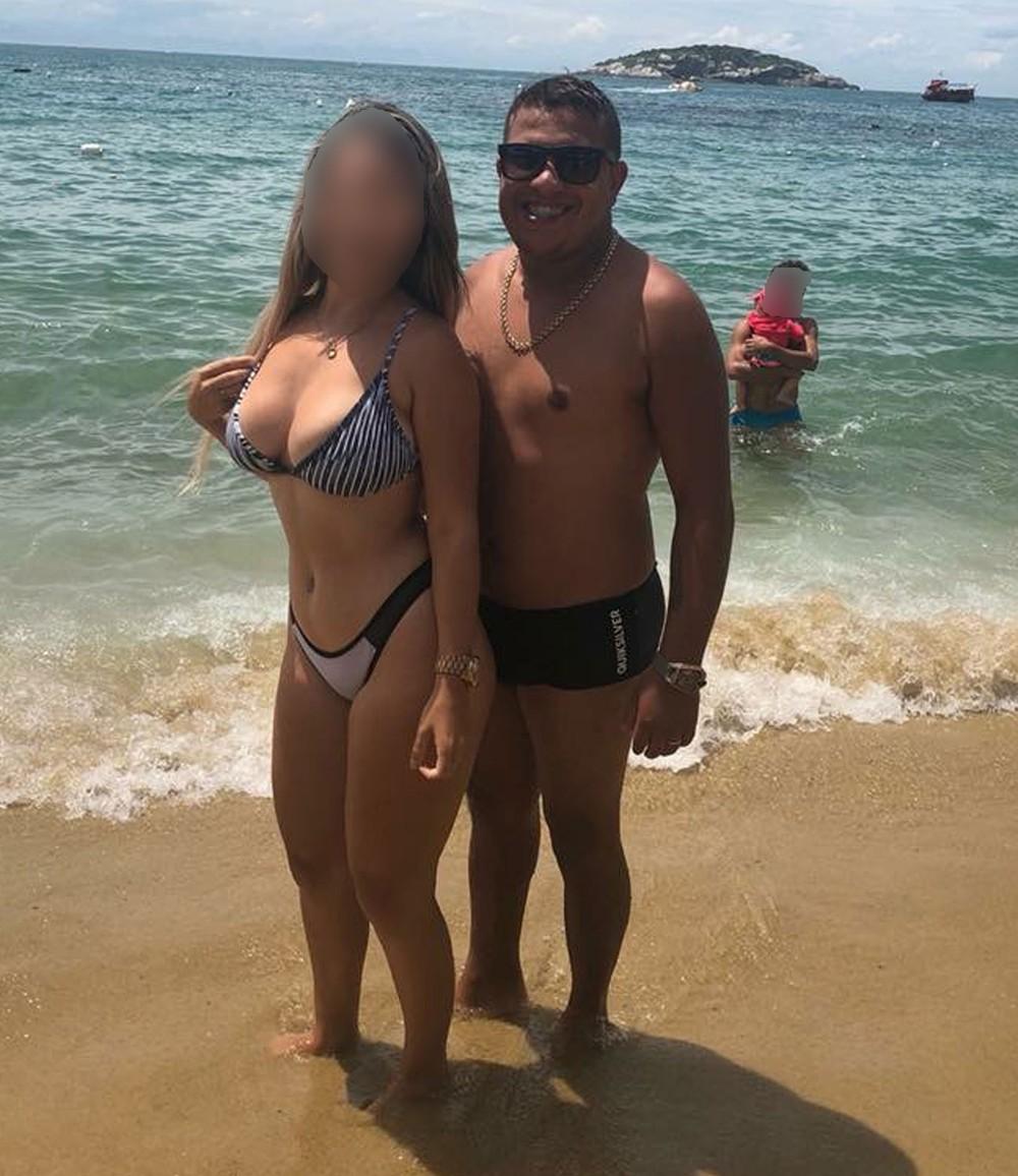 Firmino foi preso na manhã desta segunda-feira. Segundo a políciam ele executou o crim (Foto: Reprodução)