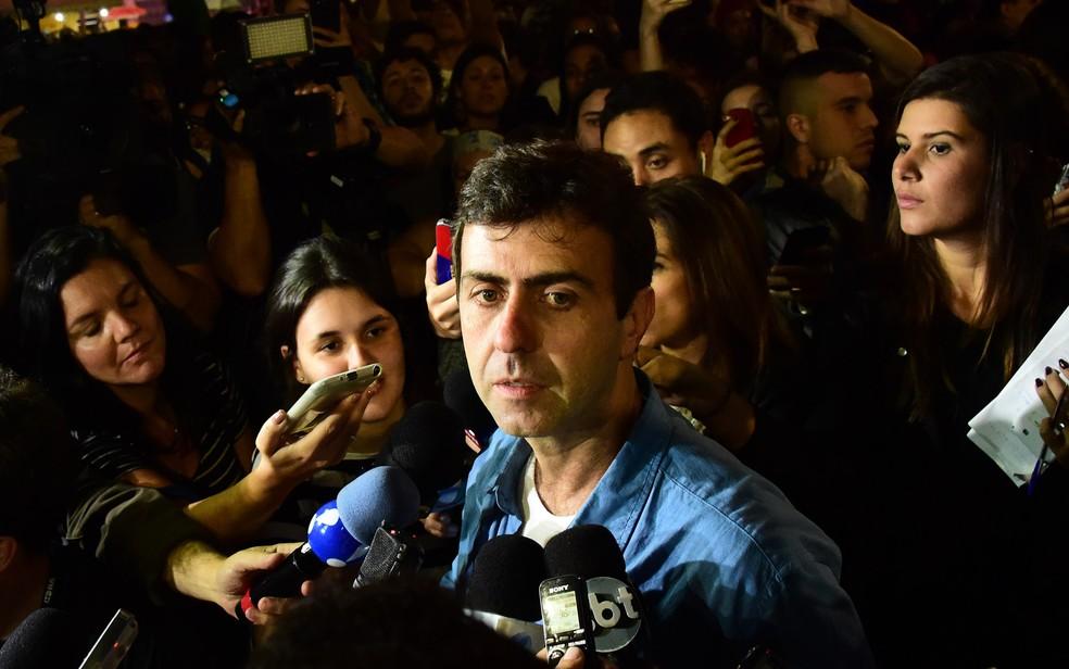 Marcelo Freixo (PSOL), deputado estadual (Foto: Tasso Marcelo/AFP)
