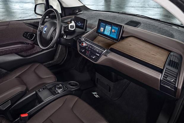 Novo BMW i3 (Foto: Autoesporte)