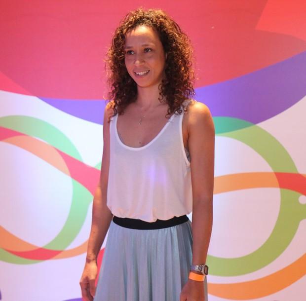 Thalita Carauta (Foto: Daniel Pinheiro/AgNews)