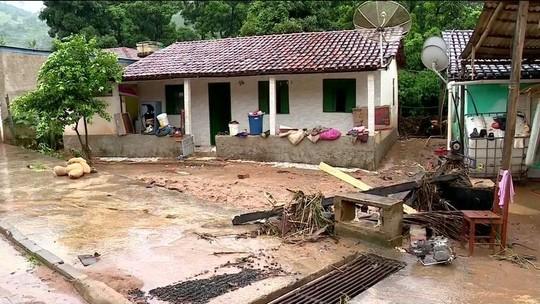 São Roque e Itaguaçu têm as maiores concentrações de chuva no ES