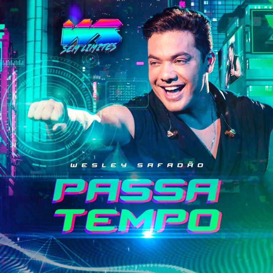 Wesley Safadão anuncia álbum 'WS sem limites' com single 'Passatempo' | Blog do Mauro Ferreira | G1