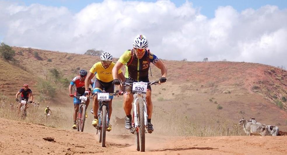 Prova de Moutain Bike acontece no dia oito de outubro (Foto: Copa Big Mais/Divulgação)