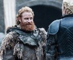 Tormund e Brienne de 'Game of Thrones' | Helen Sloan/HBO