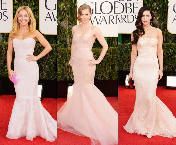 Hayden Panettiere, Amy Adams e  Megan Fox (Foto: Getty Images)