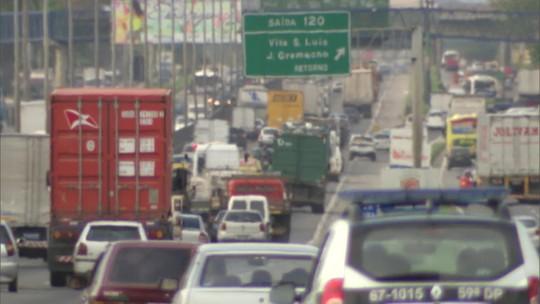Estado do Rio registrou 25 roubos de carga por dia em 2018