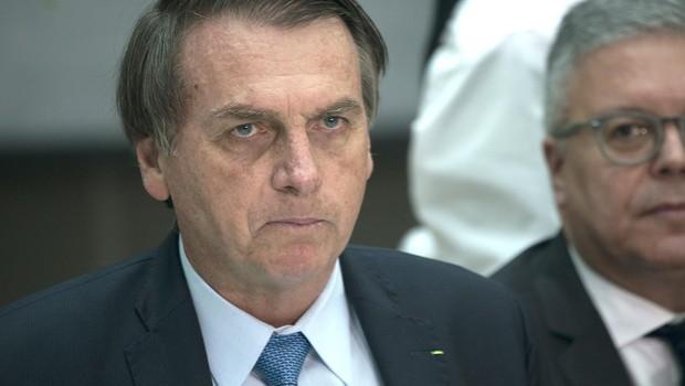 Jair Bolsonaro: (Foto: Mario De Fina/NurPhoto via Getty Images)