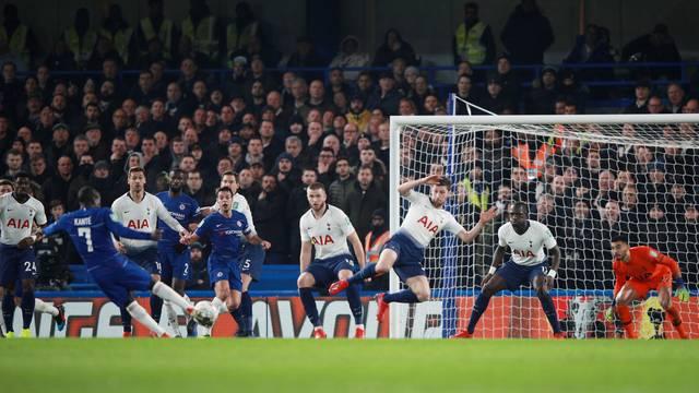 Chelsea 2 X 1 Tottenham Copa Da Liga Inglesa 2018 2019 Semifinal Tempo Real Globo Esporte