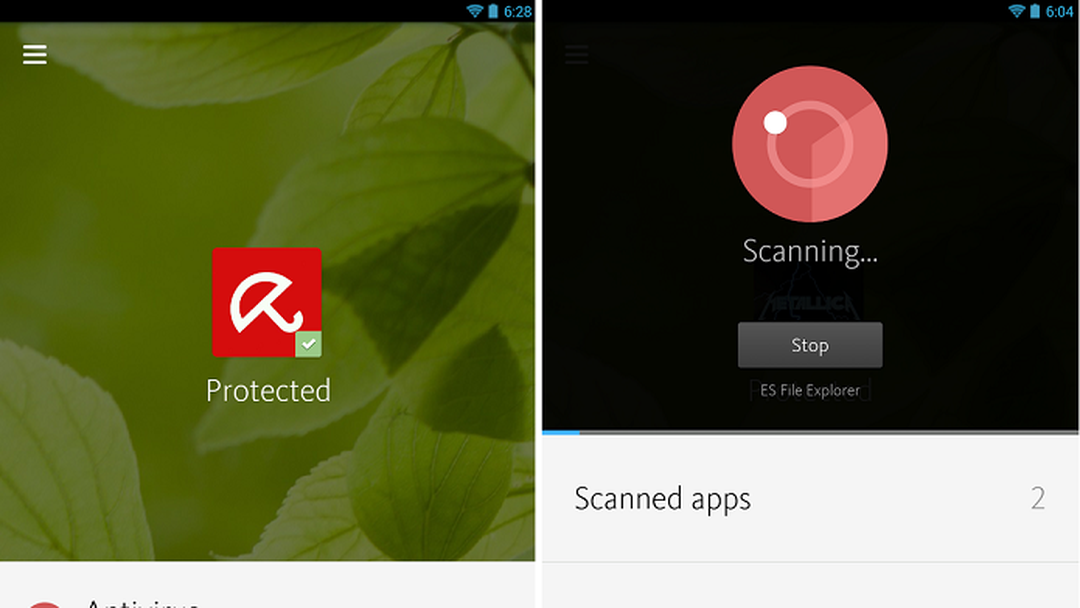 Avira Free Mobile Security | Download | TechTudo