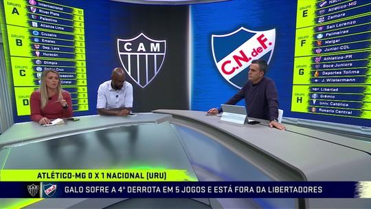 Comentaristas debatem o trabalho de Levir no Atlético-MG