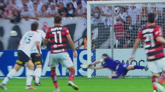 Corinthians x Flamengo - Copa do Brasil 2018 - globoesporte.com