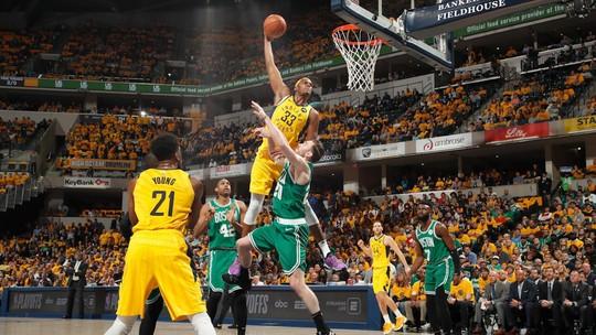 Noite da NBA tem dancinha de Curry, tocos e Boston Celtics eliminando os Pacers