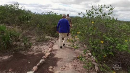 Homem adota parque ecológico abandonado na Bahia e revitaliza toda a região