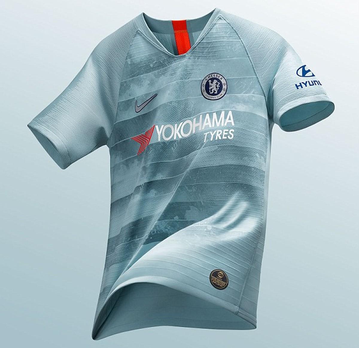a922a4ca4e Chelsea lança terceiro uniforme
