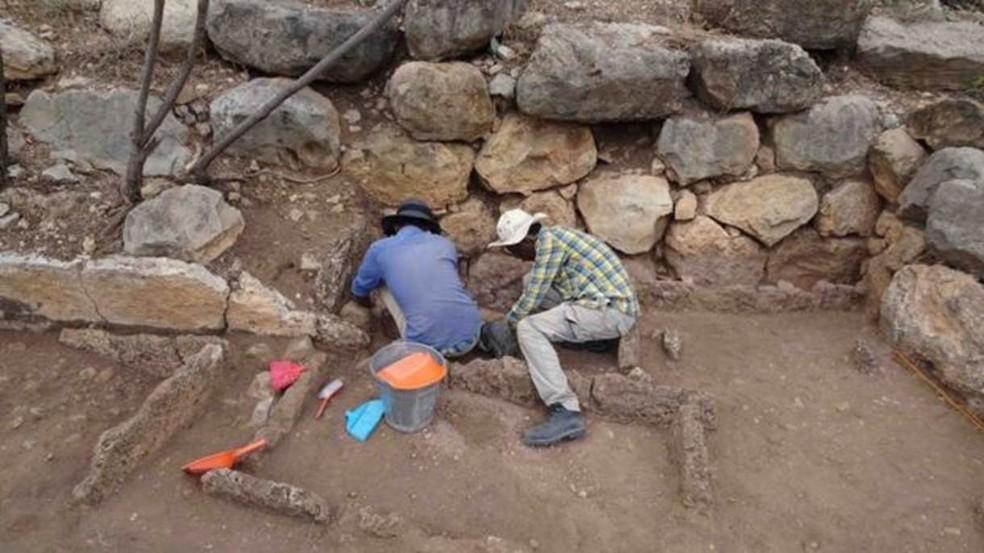 Mais escavações são esperadas para o próximo ano  (Foto: Prof Tim Insoll, University of Exeter)
