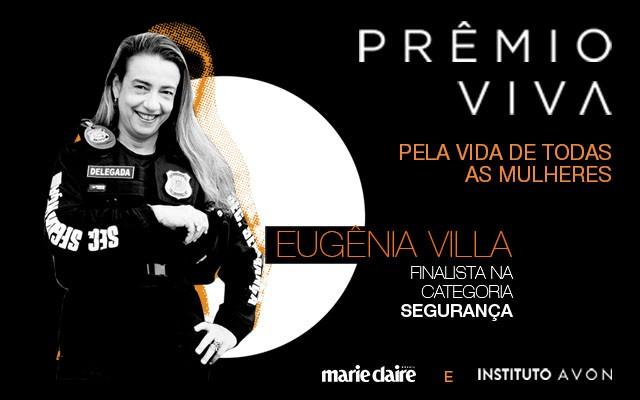 Eugênia Villa (Foto: Silvana Martins)