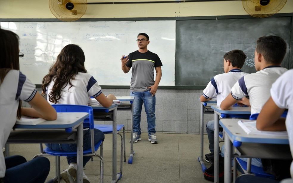Seleção acontece até sexta-feira (5) — Foto: Eugênio Barreto/Ascom/Seduc