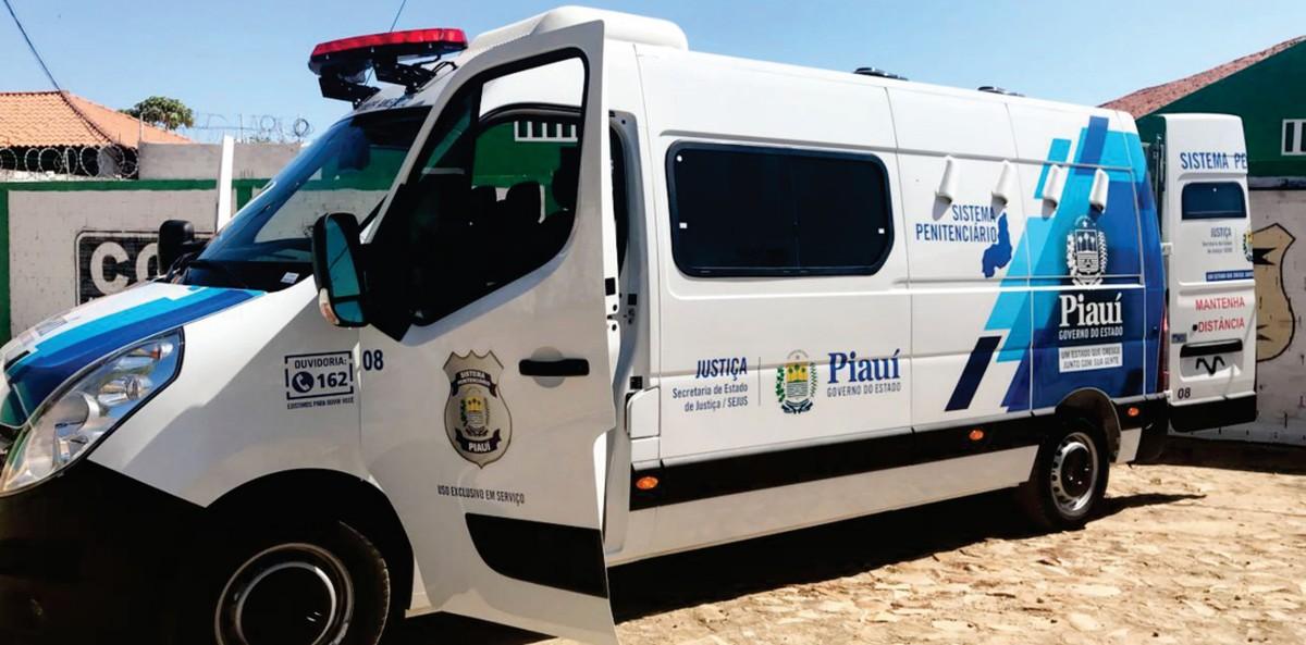 Detento é morto após fugir e fazer pessoa refém em Oeiras, no Sul do Piauí - G1