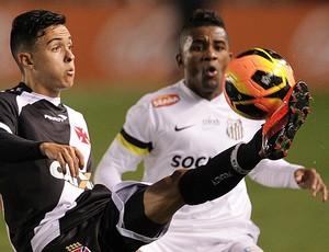 Montoya, Santos x Vasco (Foto: Marcelo Sadio/Vasco.com.br)
