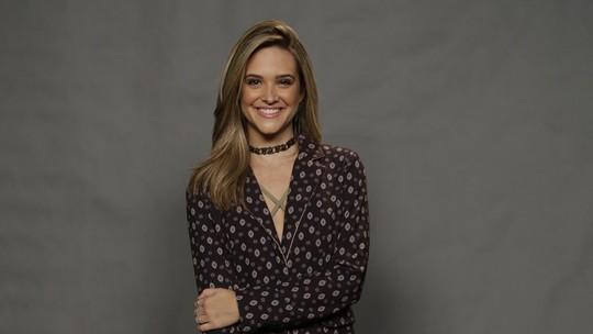Juliana Paiva fala sobre a indicação de 'Totalmente Demais' ao Emmy Internacional