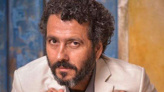 Marcos Palmeira vive vilão Cícero em 'Velho Chico' e exalta Camila Pitanga, sua parceira de cena