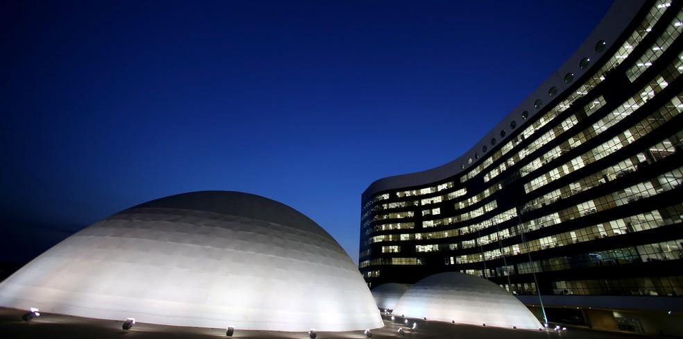 Tribunal Superior Eleitoral (TSE) — Foto: Roberto Jayme/Ascom/TSE