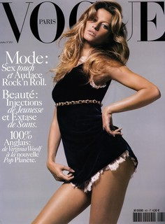 Vogue Paris, outubro de 2004
