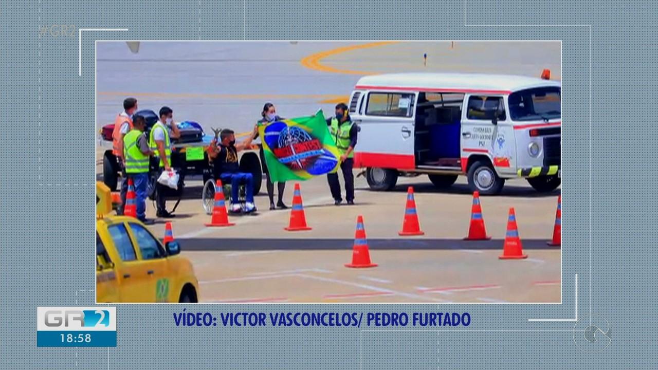 Fisiculturista de Petrolina conquista troféu em competição no Rio de Janeiro