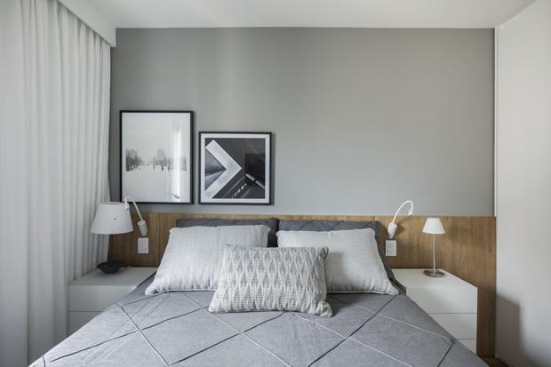 Apartamento de 60 m² foi reformado em três meses (Foto: Rafael Renzo)