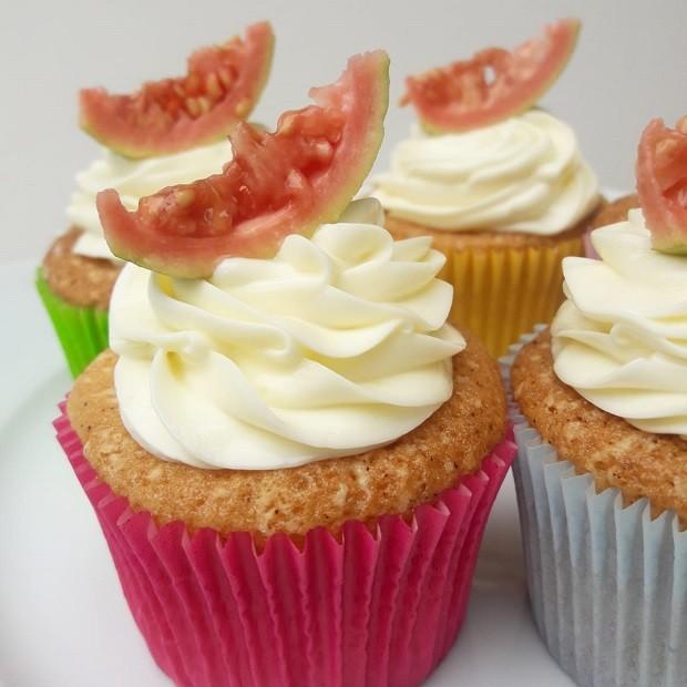 Cupcake da Cupcakes by Isa (Foto: Divulgação)