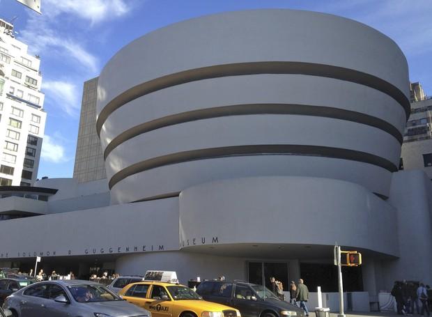 Museu Solomon R. Guggenheim fica em Nova York (Foto: Wikimedia Commons / Alec Perkins )