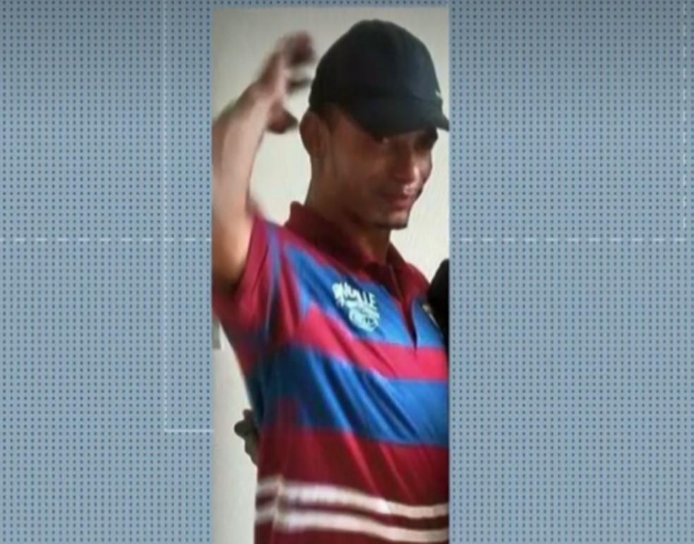 Luciano Macedo levou um tiro ao ajudar a família que teve o carro atingido por mais de 80 disparos — Foto: Reprodução Redes Sociais
