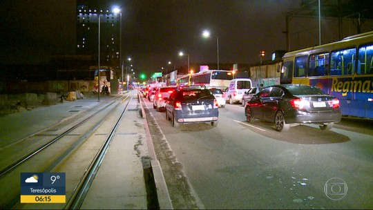 Expectativa é que 200 mil passageiros passem pela rodoviária do Rio no feriado