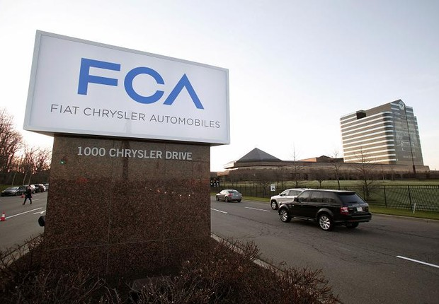 Fiat Chrysler Automobiles (Foto: Bill Pugliano/Getty Images)