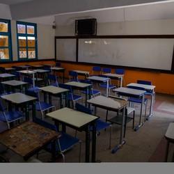 Escola no Rio