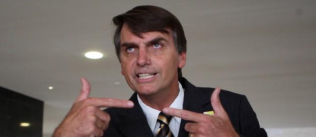 Jair Bolsonaro (Foto: Gustavo Miranda)
