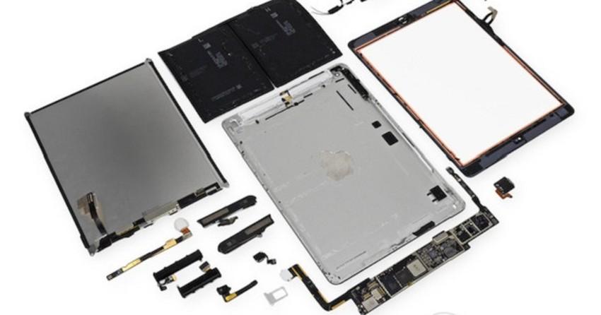 Consertar o iPad Air não é fácil; site mostra dificuldades de abrir tablet
